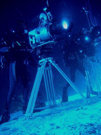 Banque de films sous marin